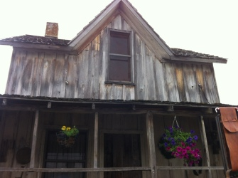 The Wood House is a treasure!