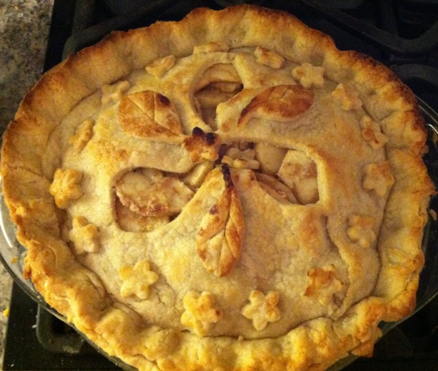 Ben's Apple Pie
