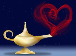 If a Genie Could Grant us Wholeheartedness
